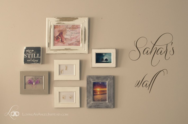Sahar's space at home – Part 3